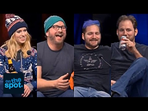 On The Spot: Ep. 80 - Rabbi Burnie Burns | Rooster Teeth