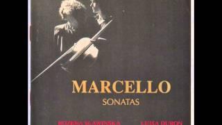 Benedetto Marcello Sonatas - Bozena Slavinska & Luisa Duron