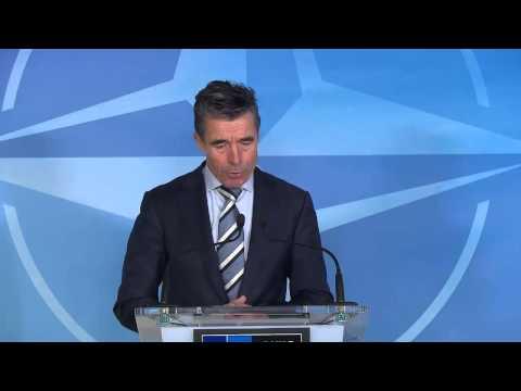 NATO Votes to Condemn Russian Military Escalation in Ukraine