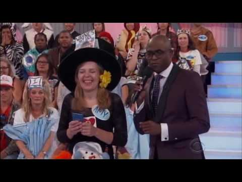 Amazing win on Let's Make a Deal!