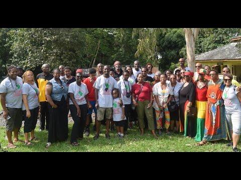African Diaspora Repatriation Village in Ghana - libradio.com Interview April 2017