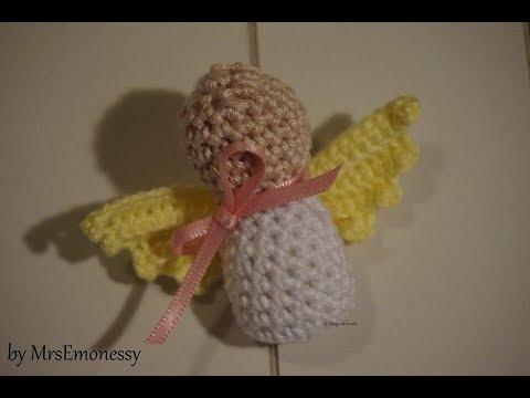 Kleiner Engel So Süß Diy Häkeln Youtube