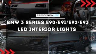 BMW 3 Series LED Install E90/E91/E92/E93 - 2006-2011