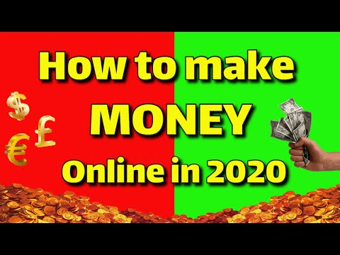 How to Make MONEY Online in (2020) Affiliate Marketing Part 1 Test thumbnail