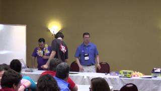 Live Wits and Wagers from Dice Tower Con (edited).