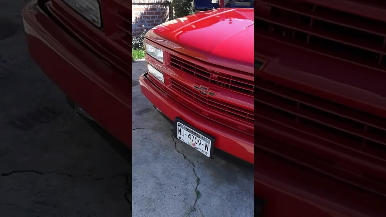 chevrolet boss truck 60 aniversario en venta