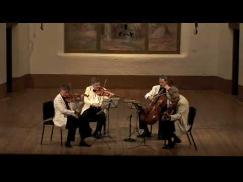 The Orion String Quartet Plays Beethoven op.59 #3 II