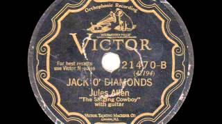 Jules Allen - Jack o