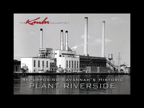 Repurposing Plant Riverside