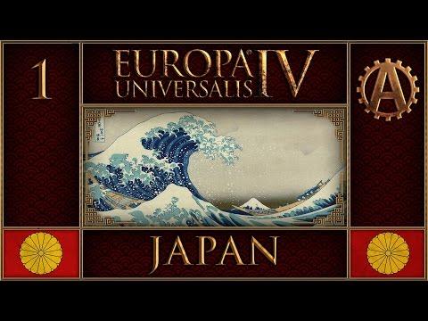 Europa Universalis IV Let's Play Japan 1