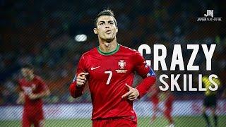 Cristiano Ronaldo  Crazy Skills  Goals  Portugal HD