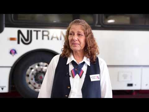 NJ TRANSIT Bus Driver - Benefits