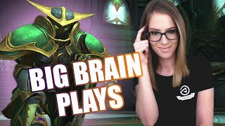Nothing But Big Brain Plays - Highlights 30