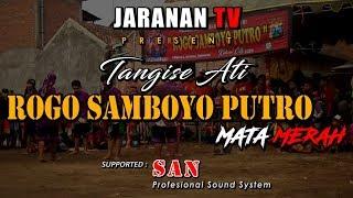 Download Lagu Jaranan Terbaru Rogo Samboyo Putro TANGISE ATI Voc NOVI