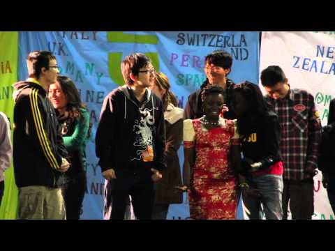 [ASU International Nights 2014] 15 Minutes Interactive - Telephone (Chinese Whisper) Game