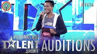 Pilipinas Got Talent 2018 Auditions: Josief Valenzuela - Voice Impersonation thumbnail