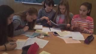 Урок хімії  в методиці змішаного навчання 8 клас
