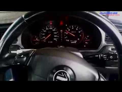 2001 Subaru Legacy B4 BE5 RSK Startup