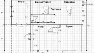 Видео о строительстве дома своими руками (Выпуск 1)(Видео подготовлено для http://You-Family.com/ - метка