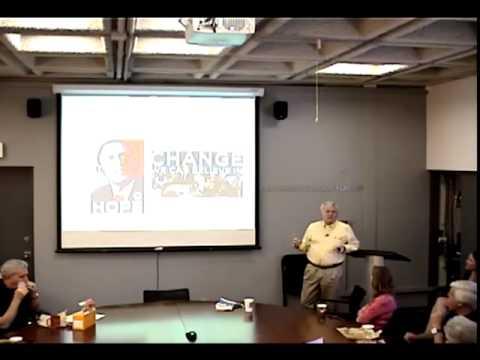 Annenberg Research Seminar - Tom Hollihan