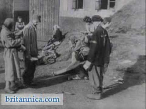 World War II: Liberation of Concentration Camps