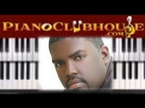 "♫ How to play ""I BELONG TO YOU"" by William McDowell (easy gospel piano lesson tutorial)"