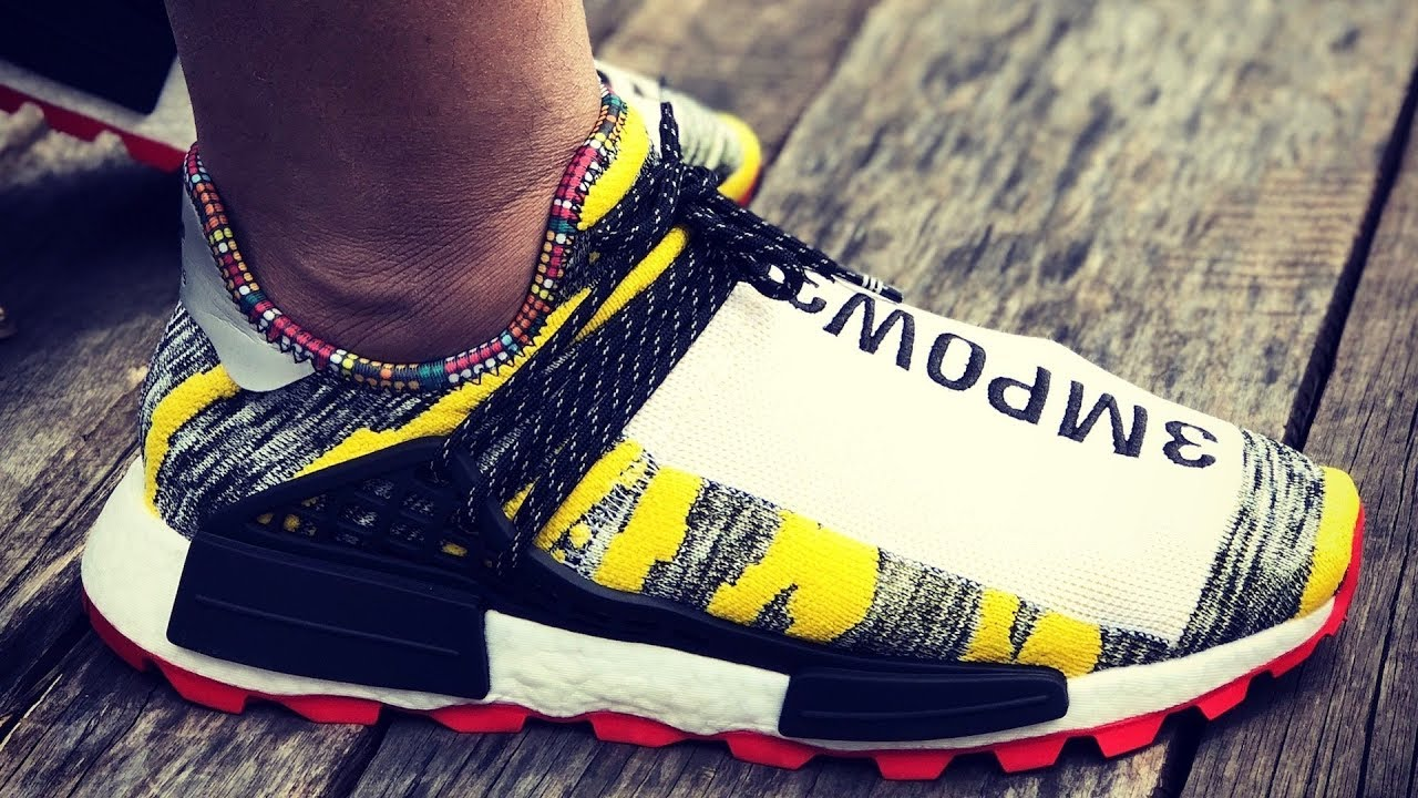 24a862d22c0 ADIDAS x PHARRELL SOLAR HU NMD REVIEW (PROS   CONS) - YouTube