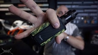 Aspire Dynamo Starter Kit Review and Rundown | Comes With Amazing Tank