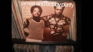 JAMES and BOBBY PURIFY...why love