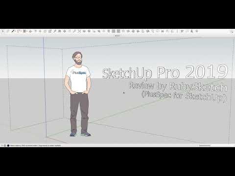 SketchUp Pro 19 0 685 Crack Plus Full License Key 2019 [Win+Mac]