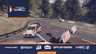 eSports WRC Championship 2020 Rd. 6: Rallye Deutschland