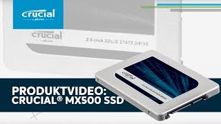 Crucial® MX500 Video