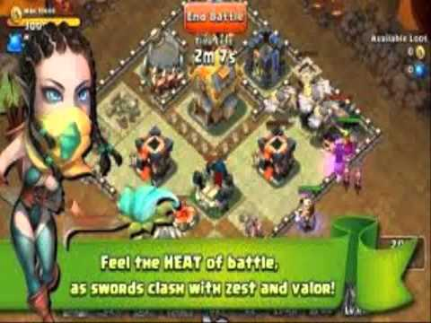 Castle Clash Hack 2015 No Jailbreak Working 100