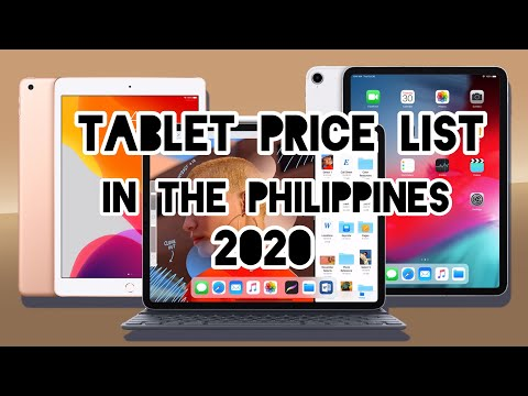 Tablet Price List In Philippines 2020 💕❤️