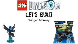 lego dimensions gollum instructions