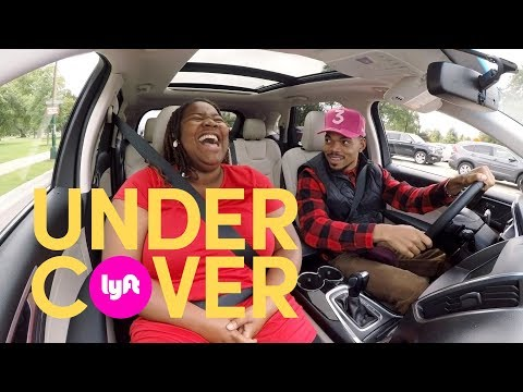 DJ MoonDawg - Chance goes undercover in Chicago as a Lyft Driver for Charity.