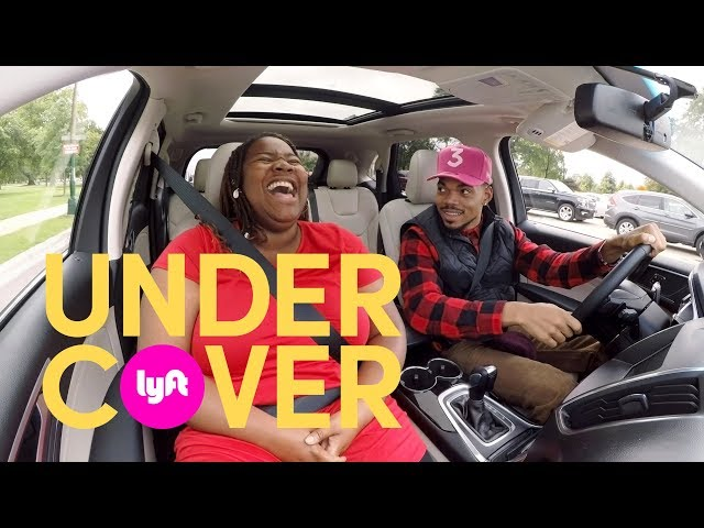 Chance The Rapper Goes Undercover As A Lyft Driver For Charity