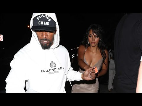 Jamie Foxx Denies Dating Young Singer After Split With Katie Holmes