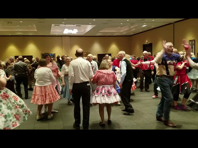 2019 Ohio Dance Convention -- 5/4/2019 -- 05 -- Tom Strickland -- Nothing But A Good Time
