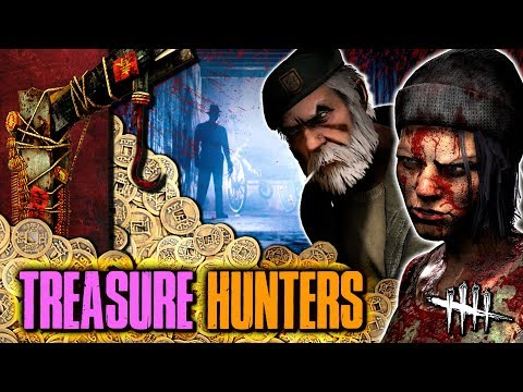 TREASURE HUNTERS! [#146] DBD with HybridPanda [ SURVIVOR ]