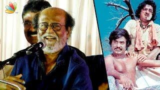 Rajinikanth's comedy speech at Bharathiraja's New Film Institute Inauguration