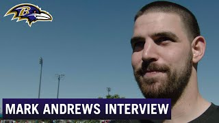 Mark Andrews Is Picking Up Tips at Pro Bowl | Baltimore Ravens