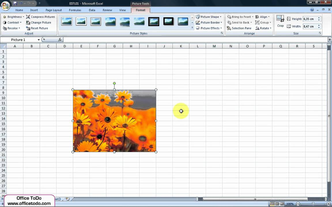 insert picture into excel cell  Excel | How to insert image into the cell? - YouTube