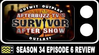 Survivor Season 34 Episode 6 Review & After Show | AfterBuzz TV