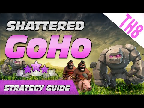 TH8 3-STAR STRATEGY: SHATTERED GOHO