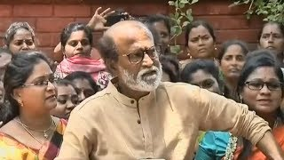 Will reach out to HD Kumaraswamy on Cauvery issue: Rajinikanth