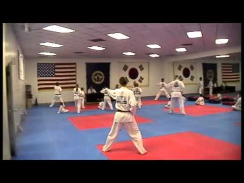 World Martial Arts Academy Promotion Testing