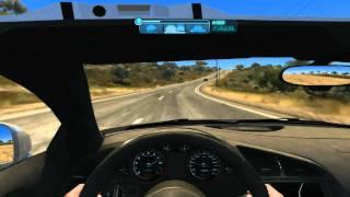 TEST DRIVE UNLIMITED 2 Beta - HD - Audi R8 - Day - 1680x1050 - www.tdu-2.com