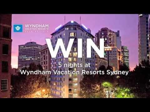 Wyndham Vacation Resorts Sydney Competition