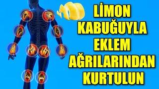 Limon Kabuğuyla Eklem Ağrılarından Kurtulun